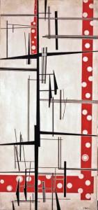 1950 Composizionetemperasutavola63x30