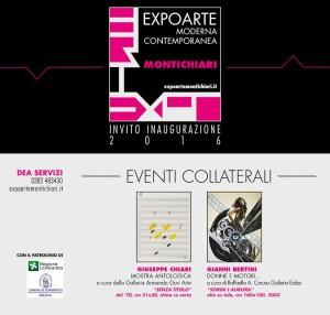 ExpoArte Montichiari, Brescia – 24/25 Settembre